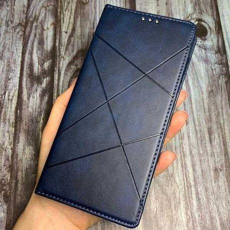 Чехол книжка c магнитом нa Xiaomi redmi: 9,9t/ note 9,9s/poko m3,X3/
