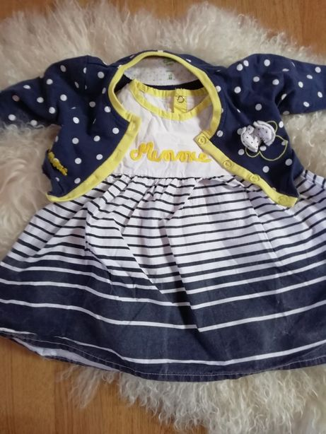 Sukienka Disney Minnie Mouse rozmiar 68