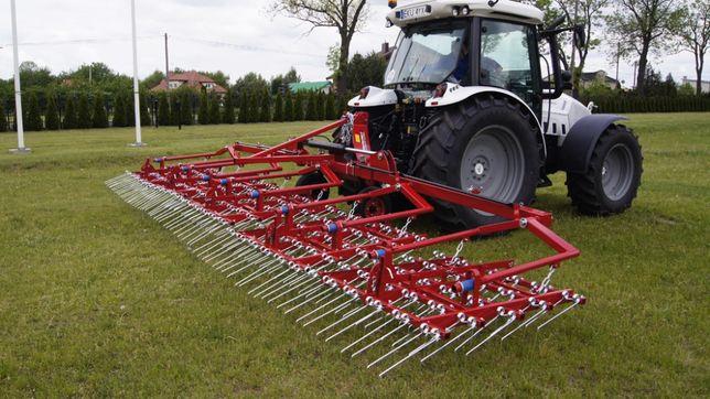 Zaczepiany do traktora chwastownik 12 metrów Dostępny