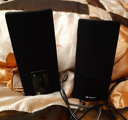 Głośniki kolumny USB: 5V 500mA