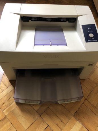 Drukarka laserowa Xerox Phaser 3117