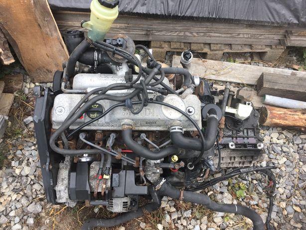 Мотор двигун Ford 1.8 tdi Connect Focus