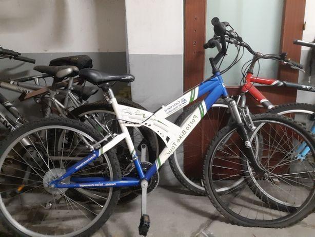 2 Bicicletas praticamente novas