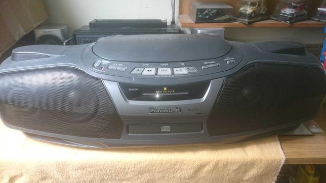 Super Radio Boombox Vintage Panasonic RX ED 90 Cobra Top