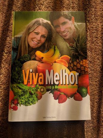 Livro: Viva Melhor com a Medicina Natural