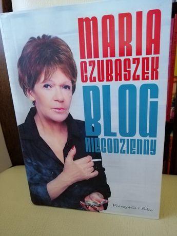 Maria Czubaszek Blog niecodzienny