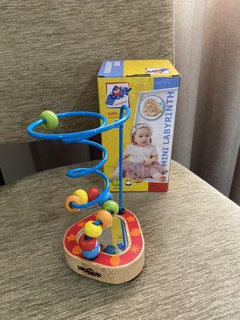 Brinquedo - labirinto (#8)