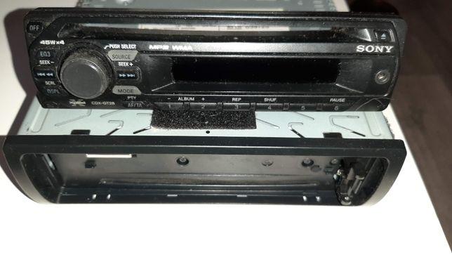 Radio samochodowe Sony CDX-GT28