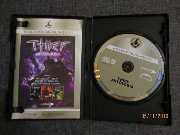 Thief: Antologia PL trzy gry na PC stan idealny - dla kolekcjonera!!!