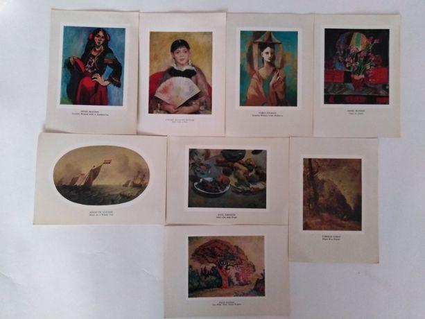 Продам открытки 1978 - 1979 г. и 1981 - 1982 г.