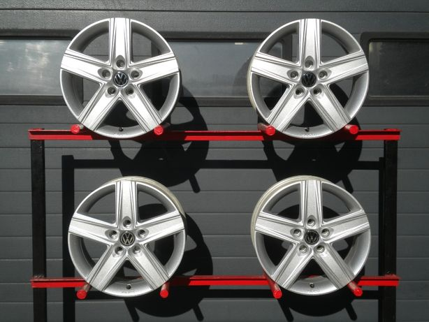 Felgi alu aluminiowe 16 5x112 Vw Passat Beetle Audi A4 A6 Skoda Superb
