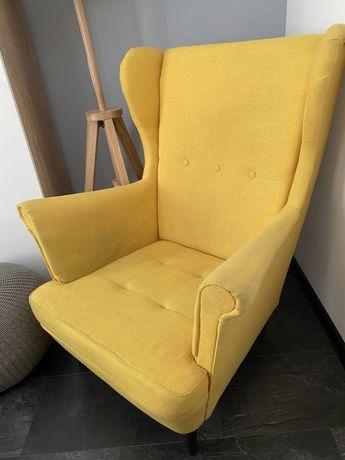 Fotel plus podnóżek