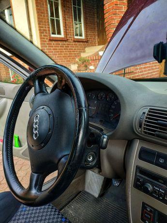 Kierownica skorzana z poduszka a3 8l audi przed lift airbag deska