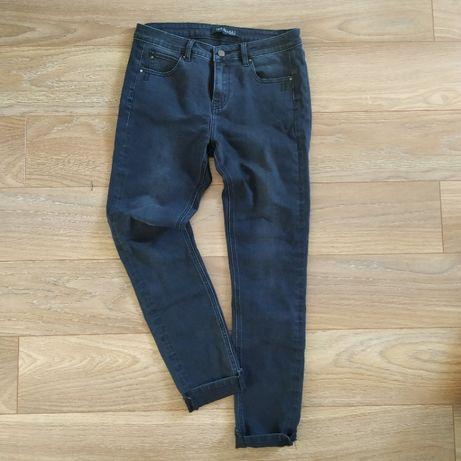 Spodnie Top Secret, 38, czarne jeansy