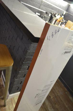 Столешница белый глянец,Германия,остаток