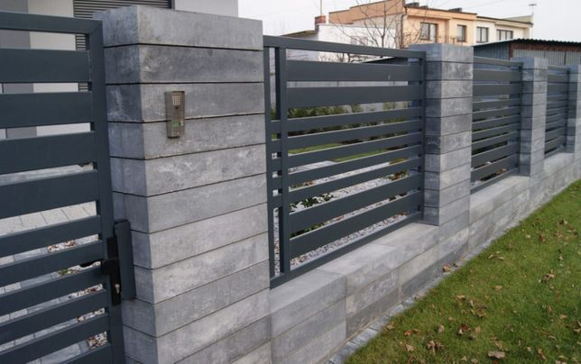 Ogrodzenia Łupane, Panelowe,Betonowe, Brukrstwo
