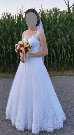 Suknia ślubna z salonu Duber Bridal Fashion