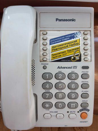 Стаціонарний Телефон Panasonic KX -TS2363RUW
