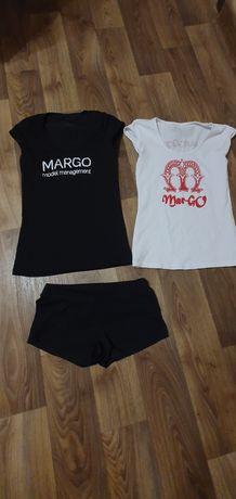 """Спортивна форма, шорти і футболки """"мод.аг.Марго"""""""