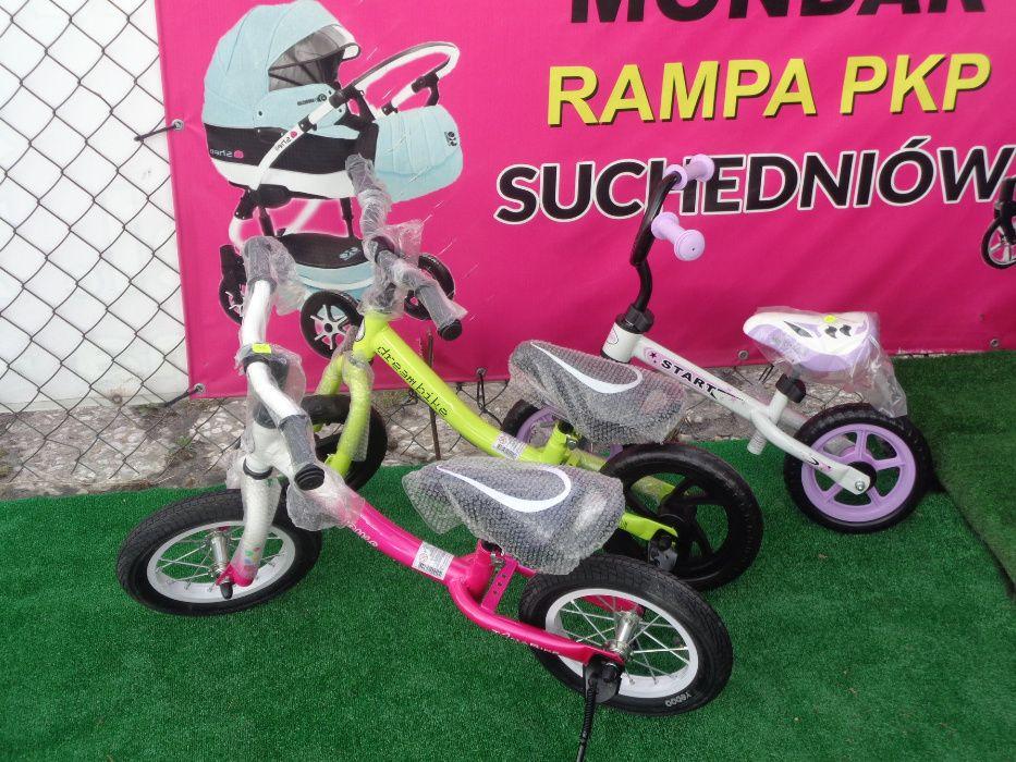 Nowy rowerek biegowy, pompowane koła, MONDAR Rampa PKP Suchedniów - image 1