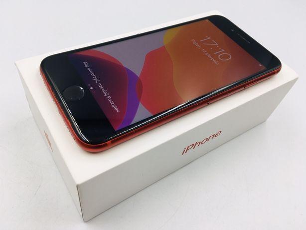 iPhone 8 256GB RED • NOWA bateria • GW 1 MSC • AppleCentrum