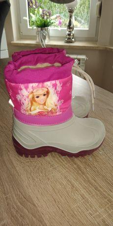 Śniegowce dla dziewczynki