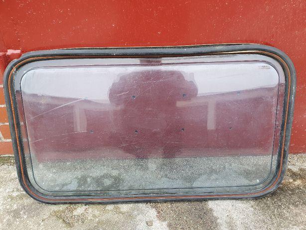okno przyczepy kempingowej 87.5x47.5
