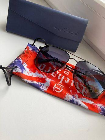 Мужские фирменные солнцезащитные очки
