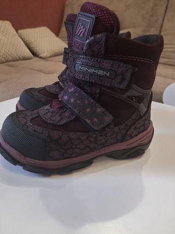 Зимові черевики Minimen для дівчинки