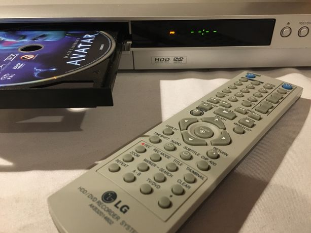 Nagrywarka DVD LG RH256 uszkodzone