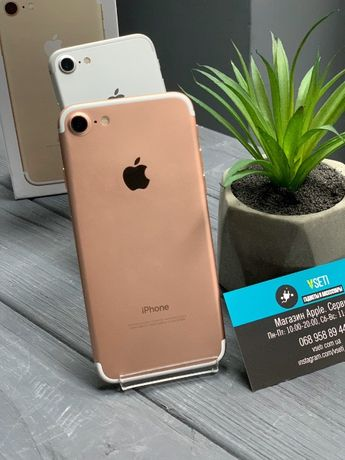 iPhone / Айфон 7 32/128/256 Gb Rose Gold! Магазин! Всети ЮА