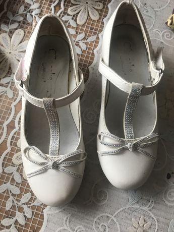 Туфли нарядные, туфельки для девочки