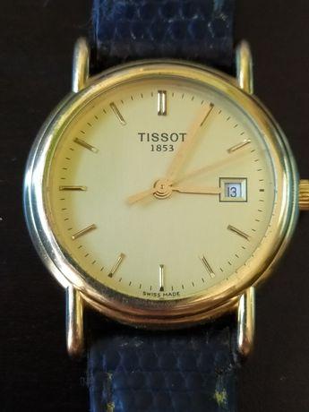 Relógio Tissot 1853 em ouro 18k