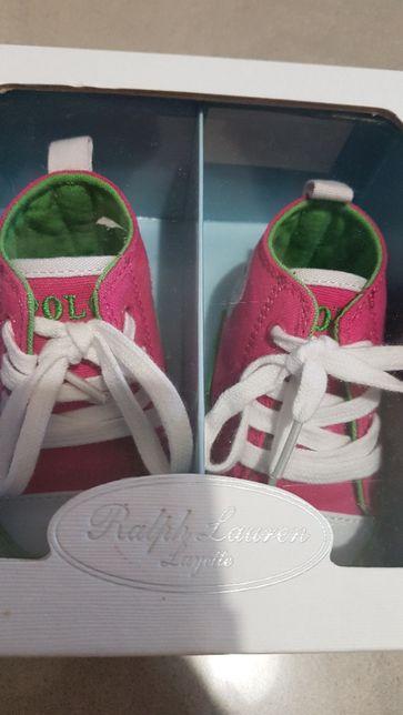 nowe buciki ralph lauren polo