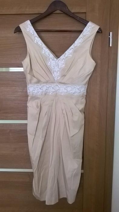 Sukienka wizytowa Łańcut - image 1