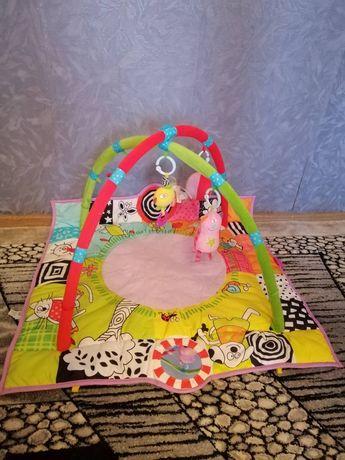 Развивающий детский коврик Taf Toys