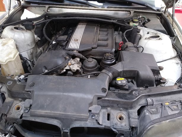 BMW e46 M52tu Linka gazu