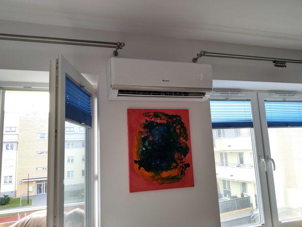Klimatyzator GREE Klimatyzacja powietrzna pompa ciepła