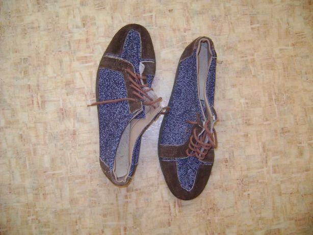 Продаются новые мужские туфли