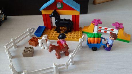 Lego Duplo 4690 stajnia