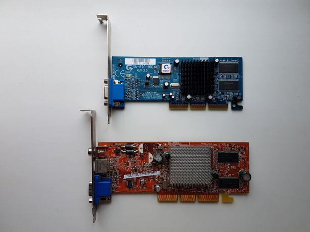 Видеокарта Gigabyte GA-620 ( Asus A9200SE 128MB 64bit )