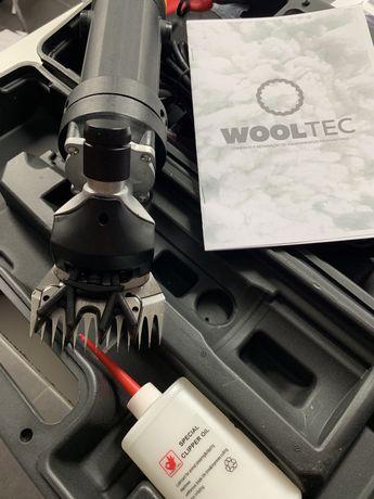 Maquina de tosquiar ovinos wooltec 550w NOVA