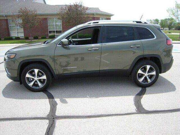 Jeep Cherokee 2019 Limited