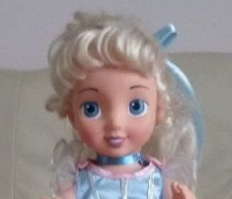 Lalka Kopciuszek z bajki Disneya z akcesoriami
