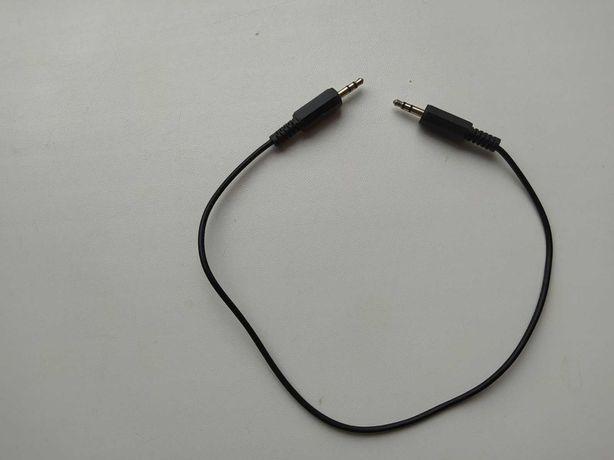 Продаю короткий кабель aux-aux (mini jack)