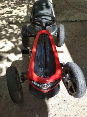 Детский вело карт на педалях