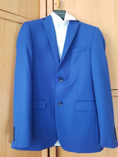 Garnitur - Pako Lorente - marynarka - koszula - spodnie - slim