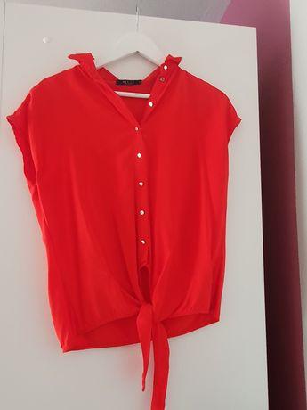 Bluzka mohito,  czerwona r 36