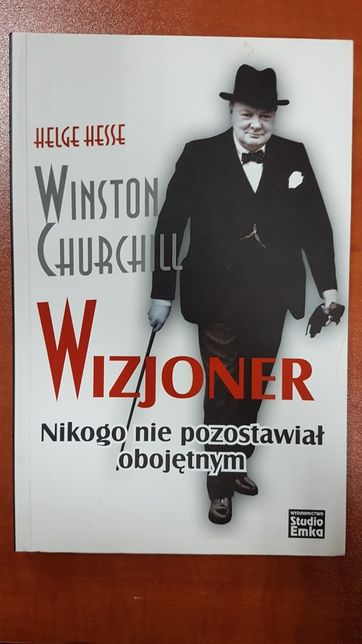 Hesse Winston Churchill Wizjoner