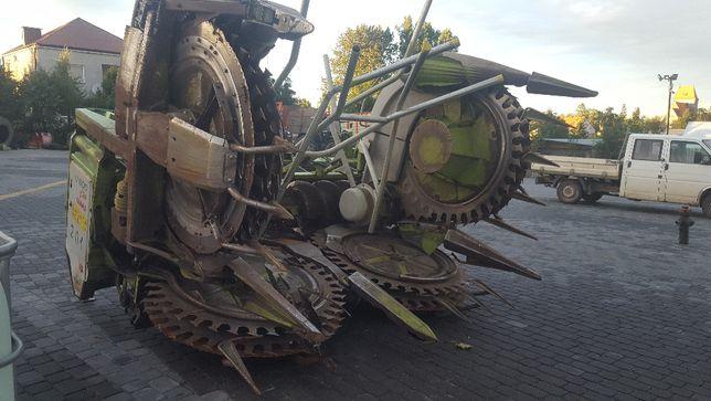 przystawka do kukurydzy kemper RU 600 Xtra Claas